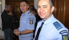 Video – 40 de jandarmi din Dâmbovița au donat sânge
