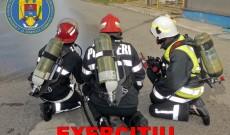Marți – Exercițiu la Găești – Grav accident feroviar, planul roșu va fi activat
