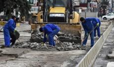 """""""Lucrările de modernizare din centrul Târgoviştei, gata în primăvară"""""""