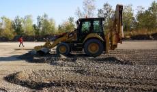 Târgovişte – FRF şi Primăria Târgovişte construiesc un teren de fotbal cu gazon sintetic