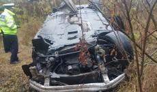 Trei oameni au fost răniţi pe A1, pe raza comunei Ulieşti