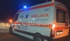 ACUM – Accident la intersecţia Moara Nouă cu DN 71