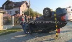 Primele imagini surprinse după accidentul cumplit de la Dragomireşti. Ce povestesc martorii