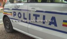 O femeie s-a ales cu dosar penal după ce a fost prinsă la volan cu o alcoolemie uriaşă