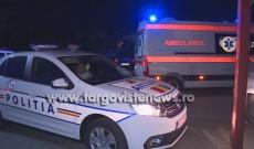 Bărbat, de 42 de ani, înjunghiat pe o stradă din Bucşani