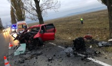 Un pasager şi-a pierdut viaţa în această dimineaţă. Şi şoferul este grav
