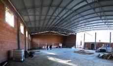 Noua bază sportivă de la Carabella, gata în vara anului viitor
