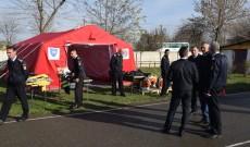ISU Dâmboviţa a primit 4 ambulanţe SMURD, o tabără mobilă pentru sinistraţi şi o bucătărie rulantă auto