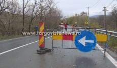 Protest în zona semaforului unde un camion cu lemne s-a răsturnat peste o femeie şi a omorât-o