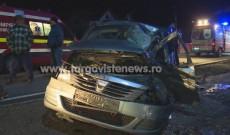 Tragedie. Tânărul care a făcut accident, seara trecută, la Bujoreanca a decedat la spital
