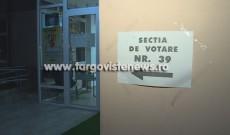 Prefectura Dâmboviţa dă asigurări că sunt suficiente măşti şi dezinfectanţi pentru toate secţiile de votare