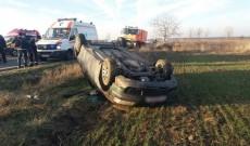 Trei oameni au fost răniţi, pe DN 71, la Ilfoveni