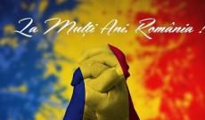 La mulţi ani, români, oriunde v-aţi afla!
