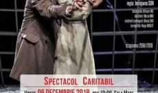 Vineri, 6 decembrie, spectacol caritabil la Teatrul Tony Bulandra. Încasările vor fi donate Secţiei de Îngrijiri Paliative