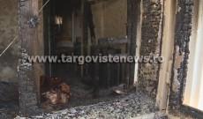 Sfârşit groaznic pentru o femeie care a ars de vie în locuinţa ei