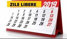 ACUM – Guvernul a decis: 27 decembrie şi 3 ianuarie, zile libere