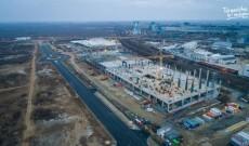 Imagini din dronă – Cât de mult au avansat lucrările la Dâmbovița Mall