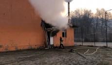Ultima oră! Incendiu la şcoala din Butoiu de Sus, comuna Hulubeşti. Elevii au fost trimişi acasă