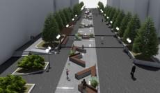Zona centrală a municipiului Târgovişte se va transforma spectaculos