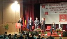 Cornel Ştefan este noul preşedinte al PSD Dâmboviţa. Câte voturi a obţinut Rovana Plumb