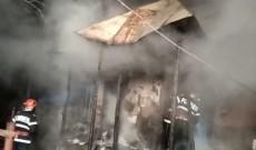 Un fost profesor a murit într-un incendiu