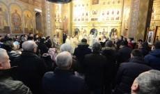 Sfânta Liturghie la Catedrala din Târgoviște