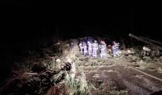 A fost prăpăd în zona de munte a județului Dâmbovița