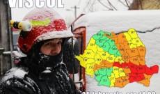 Ultima oră – Peste o mie de gospodării din Dâmboviţa au rămas în beznă din cauza vântului puternic