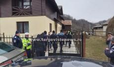 Cinci indivizi au fost reținuți după ce au dat spargeri de peste 300.000 de euro
