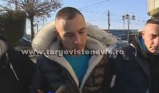 Suspectul crimei de la Moreni a fost arestat preventiv