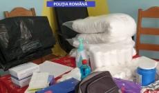 Un angajat al spitalului din Piteşti, prins de poliţişti după ce a furat echipamente de protecţie