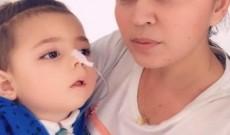 Copil grav bolnav, ajutat de preoţii şi credincioşii din Găeşti