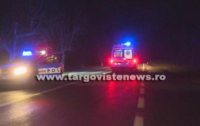 O femeie a fost lovită de o mașină, la Ciocănești