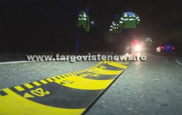 Un șofer cu BMW a accidentat mortal o femeie, la Bilciurești