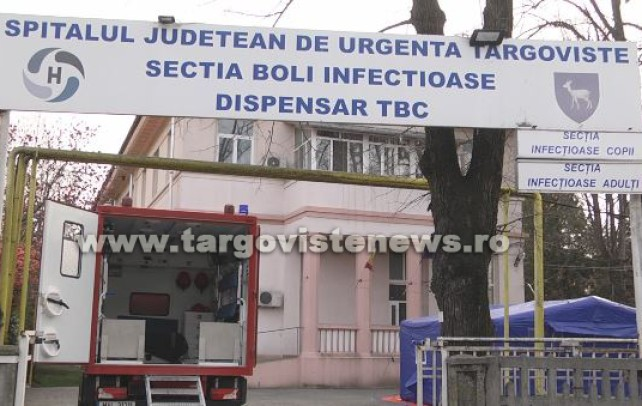 Cifre OFICIALE – Judeţul Dâmboviţa are înregistrate 19 cazuri de persoane infectate cu virusul COVID-19