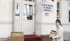 Sorana Cîrstea, cea mai iubită sportivă din Târgovişte, a făcut o donaţie importantă spitalului judeţean
