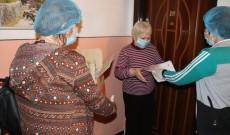 Moreni – A început distribuirea de kituri de igienă în vederea prevenirii infecţiei cu COVID-19