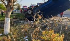 Accident mortal la Româneşti