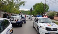Razie pe drumurile din Dâmboviţa. 270 de şoferi şi căruţaşi au fost amendaţi