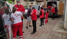 Muller a donat peste 21 de mii de cutii cu iaurt pentru spitalele şi centrele sociale din Dâmboviţa