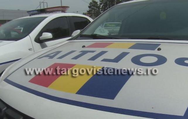 Reglare de conturi cu pistolul, la Moreni! Un individ violent a fost reținut
