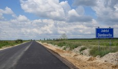 Au început lucrările de asfaltare la cel mai mare proiect din Dâmbovița
