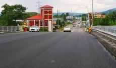 Târgovişte – A fost turnat ultimul strat de asfalt pe Aleea Sinaia