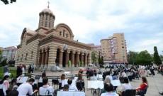 Rusaliile, la Catedrala din Târgovişte