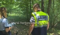 Descoperire șocantă în pădurea de la Gorgota
