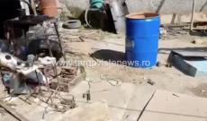 Nenorocire la Bucșani. Un bărbat și-a găsit sfârșitul electrocutat