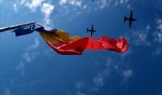 O formație de aeronave C-130 Hercules și C-27J Spartan va intra în spațiul aerian, la Moreni