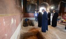 Descoperire importantă la Mânăstirea Viforâta