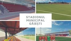 """""""Stadionul Orășenesc Găești va fi complet reabilitat!"""""""