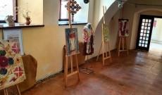 """Expoziția """"Mir și Borangic- Omagiu Brâncovenilor"""